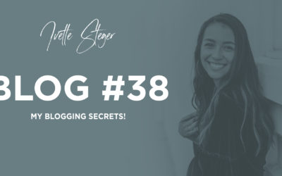My Blogging Secrets!